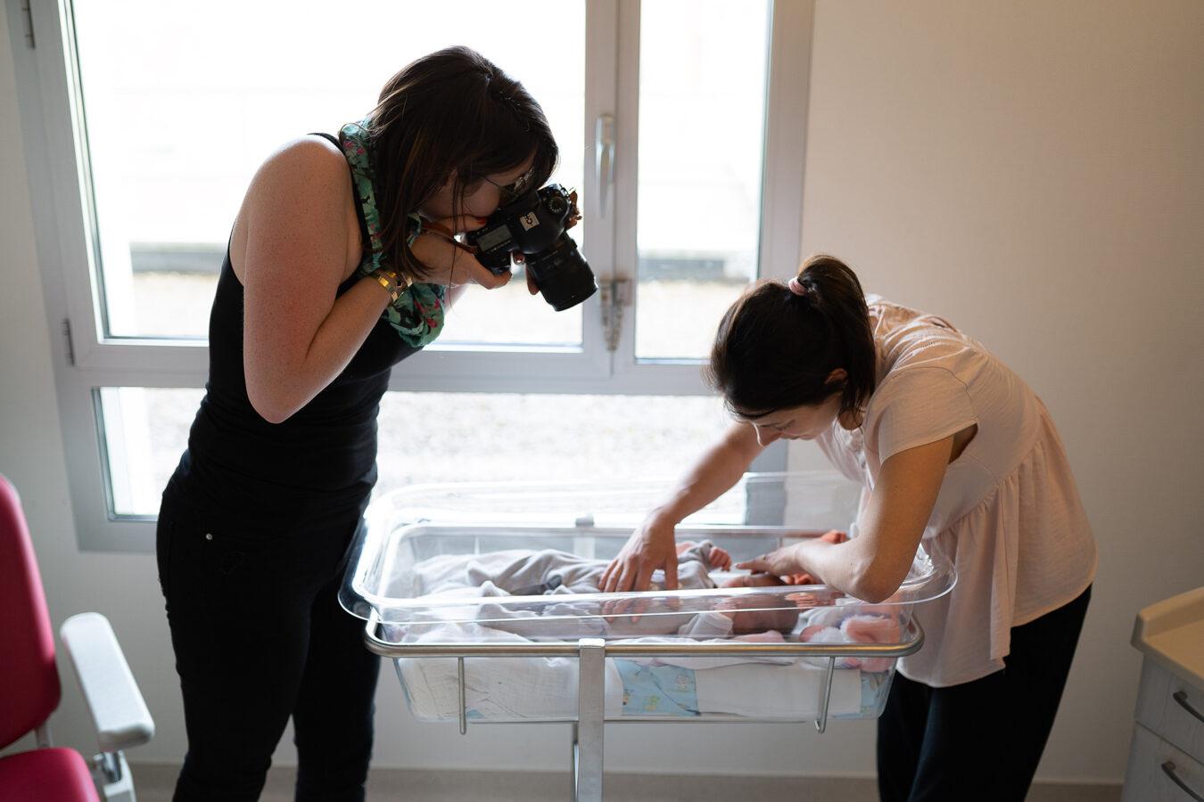 photographe maternité le mans